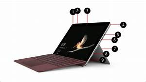 Surface Go Features