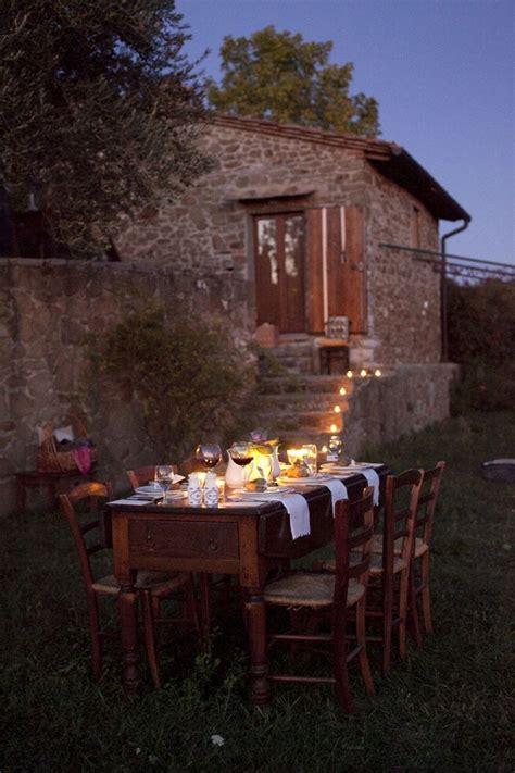 Romantic Dinner Italy