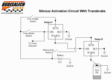 Had Install Relay For Nitrous Help Lstech