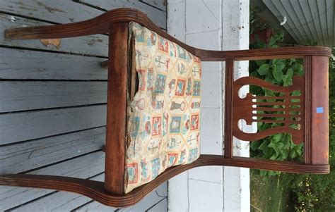 Boling Chair Company Pattern 264 R by Dating A Liberty Chair Co Lyre Back Chair My Antique