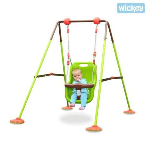 siège balançoire bébé soulet portique métal bébé de soulet