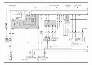 Toyota Matrix Wiring Diagrams - Wiring Diagrams Image Free