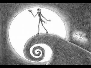 Special Nightmare Before Christmas Drawing! Thanks for ...
