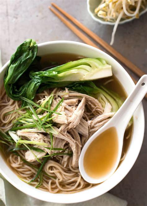 chinese noodle soup keeprecipes  universal recipe box