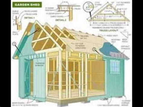 simple shed plans free my shed plans
