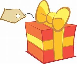 Clipart - Present Box