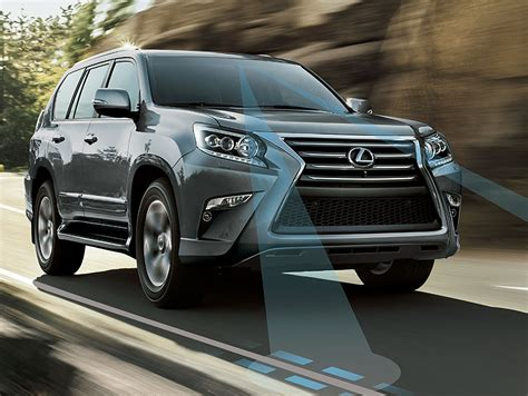 2019 lexus gx 2019 lexus gx luxury suv features lexus