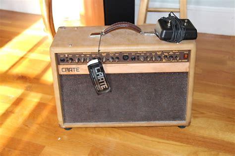 Crate Acoustic Ca60d Acoustic Guitar Amplifier