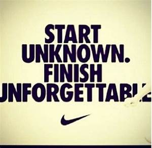 Inspirational Sports Quotes Nike. QuotesGram