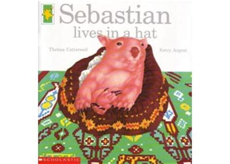 Sebastian Lives In A Hat  Mta Catalogue