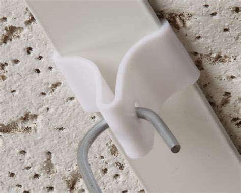 plastic grid clip  hole  kinter  international