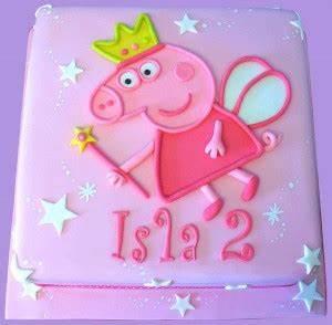 peppa pig birthday cake templates studentschillout With peppa pig cake template free