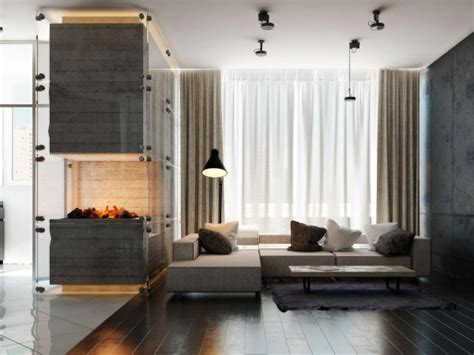 4 Modern Homes With Amazing Fireplaces And Creative Lighting 4 modern homes with amazing fireplaces and creative