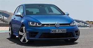 Volkswagen Golf Prix : volkswagen golf 7 r la plus puissante des golf a un prix ~ Gottalentnigeria.com Avis de Voitures