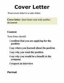 Best Sales Letter - ideas and images on Bing | Find what you ...