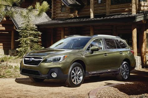2019 Subaru Outback by 2019 Subaru Outback Costs More Up Front But You Get More