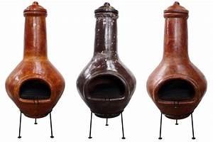 Barbecue Brasero Mexicain : poele a bois exterieur en terre cuite ~ Premium-room.com Idées de Décoration