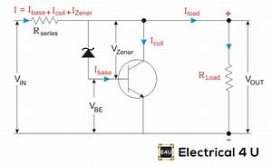 Voltage Regulators  Linear  Shunt  And Zener Diode