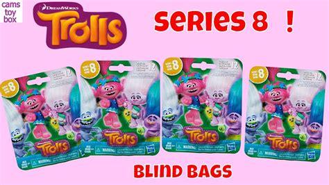 trolls series  glow   dark dreamworks blind bags