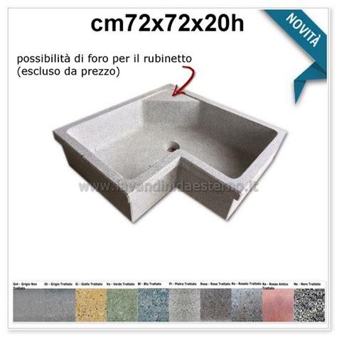 lavello esterno lavello da esterno angolare 61014635 lavandini da