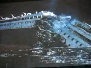 Titanic Sinking 3d by Titanic Breaks In A Half Youtube