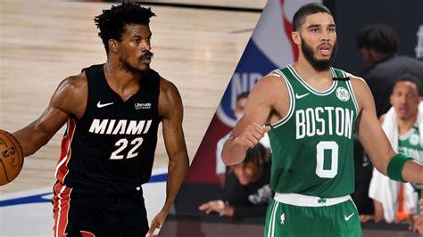 Miami Heat vs. Boston Celtics (Eastern Conference Finals ...