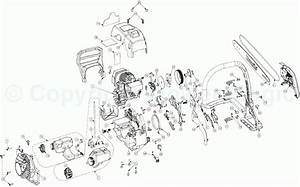 Stihl Chainsaw 025 Parts Diagram