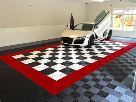 how to clean laminate a glance about the garage floor tiles theydesign