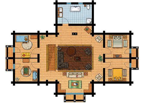 plan chalet en bois 28 images plan de chalet en bois habitable mod 232 les et plans de