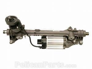 Steering Rack 1k1423055m - Bosch    Zf - Volkswagen