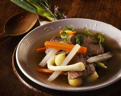classic pot au feu recipe