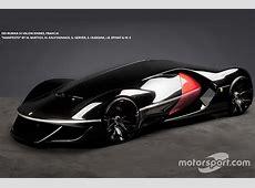Manifiesto gana concurso de autos futuristas de Ferrari