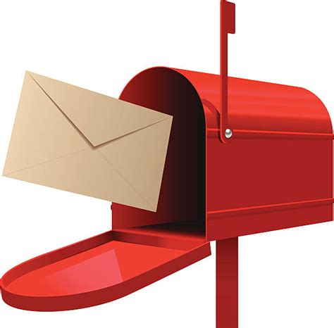 Mailbox Clipart Mailbox Clip Vector Images Illustrations Istock