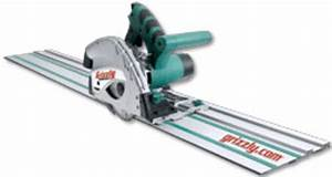 Grizzly Cuts The Cost Of A Circular Track Saw