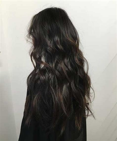 popular hair colors  long hair hairstyles