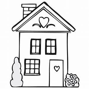 Casa Amore De : dibujos para colorear de casas y edificios imagui ~ Eleganceandgraceweddings.com Haus und Dekorationen