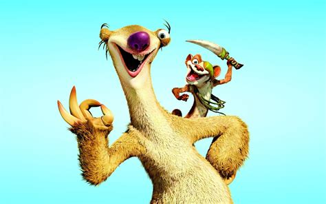 Ice Age Sid Wallpaper (72+ Images
