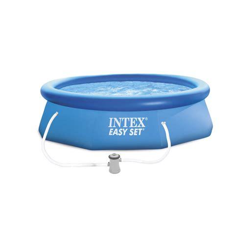 leroy merlin piscine gonflable piscine hors sol autoportante gonflable easy set intex diam 3 05 x h 0 76 m leroy merlin