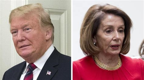 Nancy Pelosi Letter To Trump Pelosi Says She Won T Allow State Of The Union During