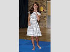 Kate Middleton's Feet