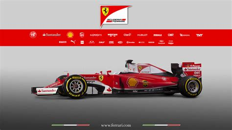 ferrari car 2016 2016 ferrari f1 car sf16 h photos racing news
