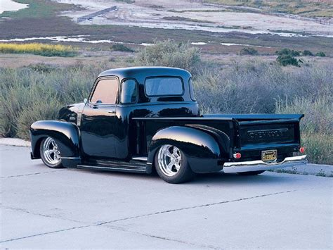 chevrolet truck classic pickups sport truck magazine
