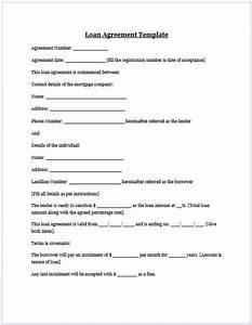 boat partnership agreement template - loan agreement template microsoft word templates