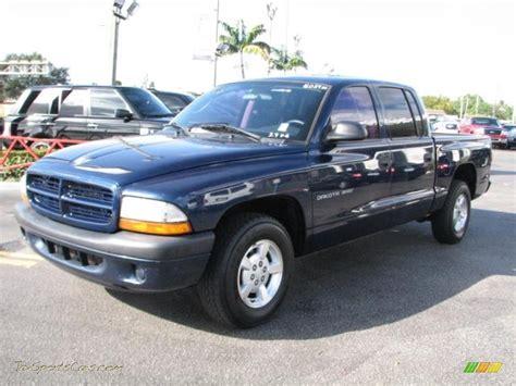 2002 Dodge Dakota Sport by 2002 Dodge Dakota Sport Cab In Patriot Blue Pearl