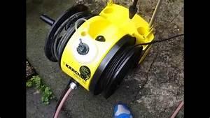 Karcher 650mb Pressure Washer