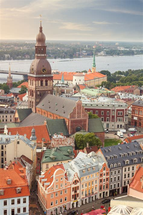 Where to Go in Riga, Latvia, the New Arts Hub of the ...