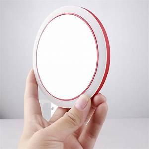 Portable Makeup Light Wireless Charger Portable Led Makeup Mirror Mexten Product