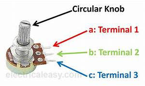 Difference between Potentiometer and Rheostat ...