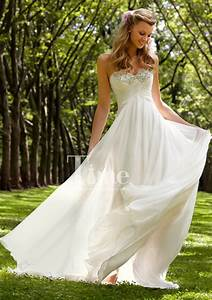 outdoor wedding dress With simple outdoor wedding dress