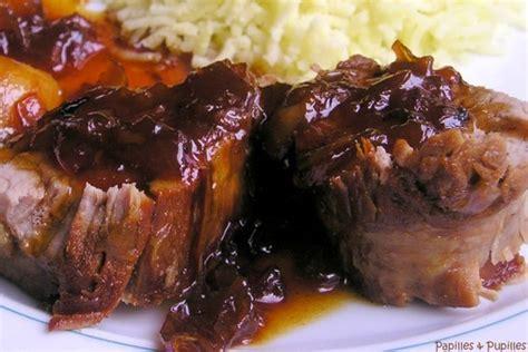 cuisiner le filet mignon de porc cuisiner le filet mignon de porc 28 images savoureux